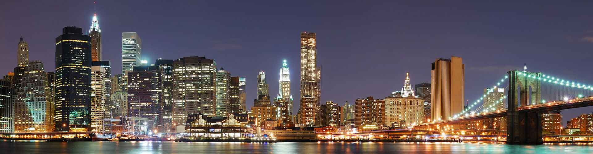 New York City – Hostels in New York City. Maps for New York City, Photos and Reviews for each hostel in New York City.