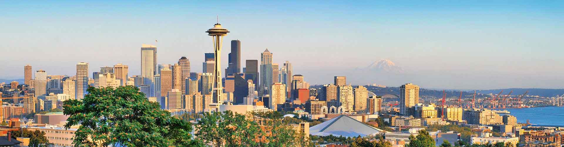 Seattle – Hostels in Seattle. Maps for Seattle, Photos and Reviews for each hostel in Seattle.
