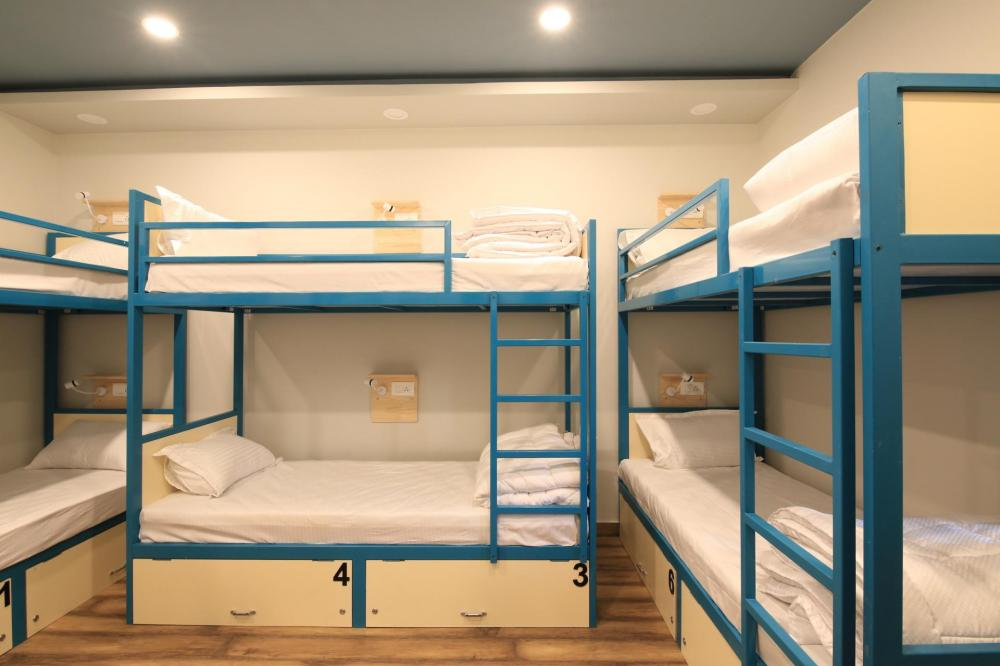 Dormitory for female travellers