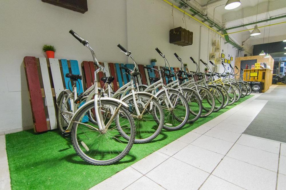 the bikes you can hire