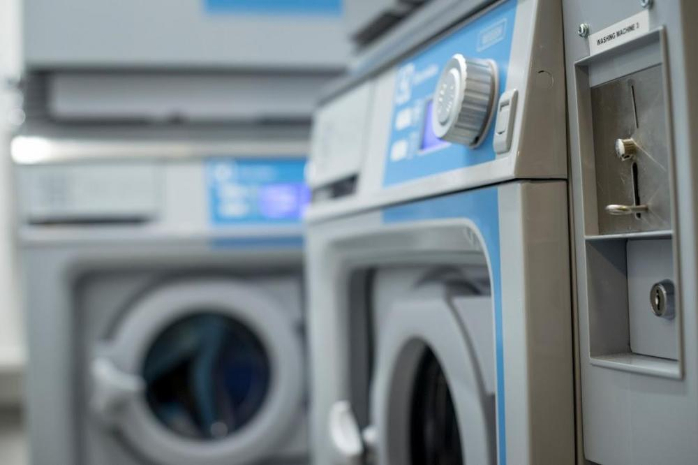 ClinkNOORD has full Laundry facilities available to all guests