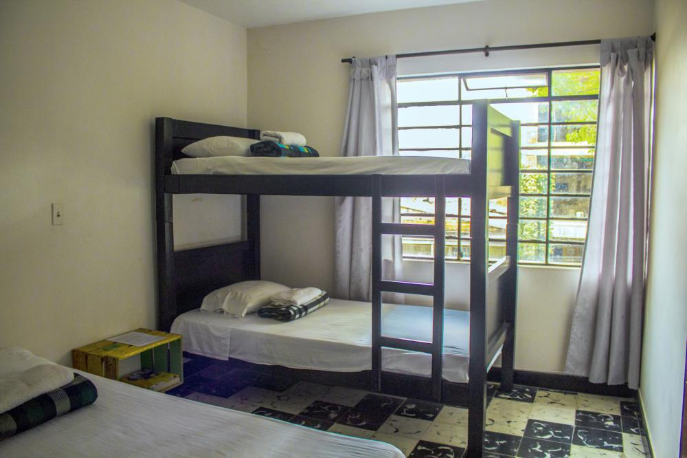 Shared Dorm Mixed