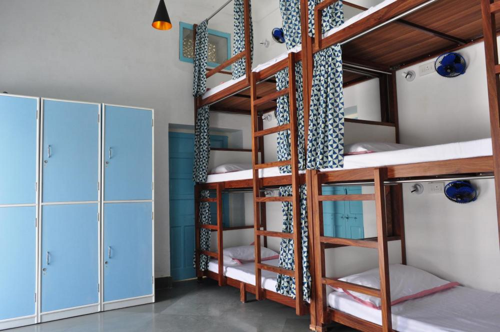 Rang Is A 6 Bed Triple Bunk Dormitories With Ensuite Bathroom.