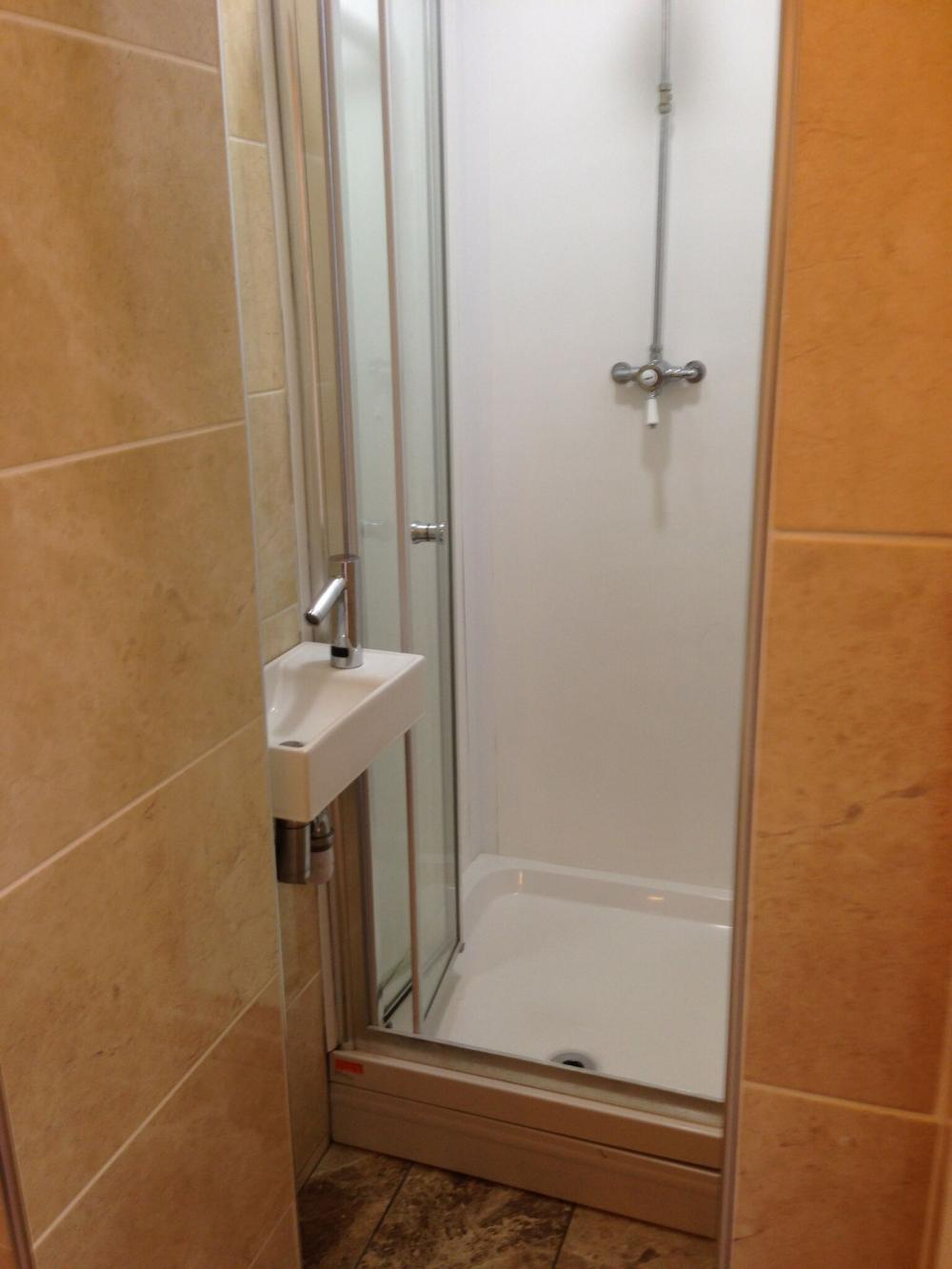 one of our 6 showers