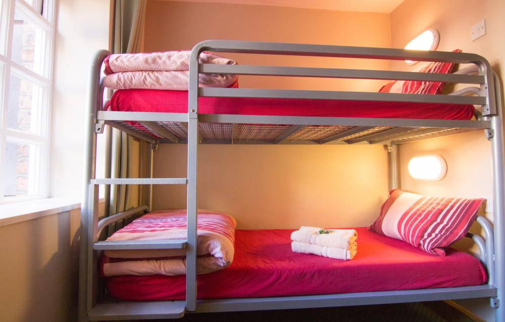 Twin Ensuite room - Bunk Style