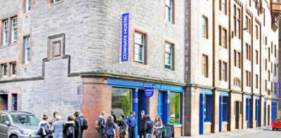 Youth Hostels - Cowgate Hostel