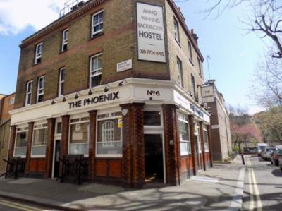 Youth Hostels - Phoenix Hostel London