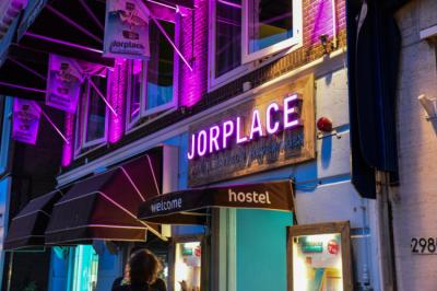 호스텔 - Jorplace Beach Hostel