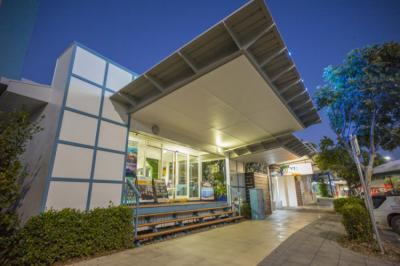 ホステル - Hostel Cairns Central YHA