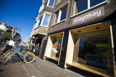 호스텔 - Hostel Stayokay Utrecht Centrum