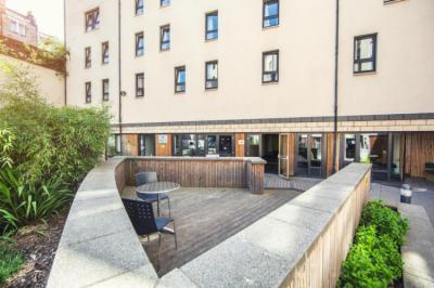 호스텔 - Euro Hostel Edinburgh Halls