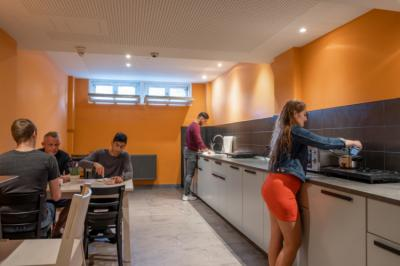 Хостелы - A&O Hamburg City Hostel