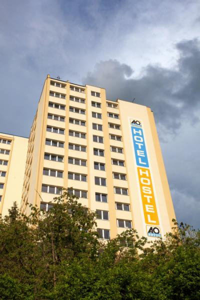 廉价旅馆 - A&O Prague Metro Strizkov Hostel