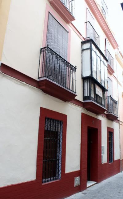 廉价旅馆 - Arc House Sevilla