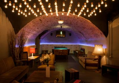 Youth Hostels - Wombat's City Hostel Vienna - The Lounge