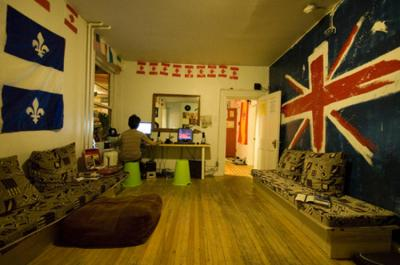 Хостелы - Hostel Québec downtown Backpackers