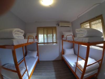 Хостелы - Dead Sea Adventure Hostel