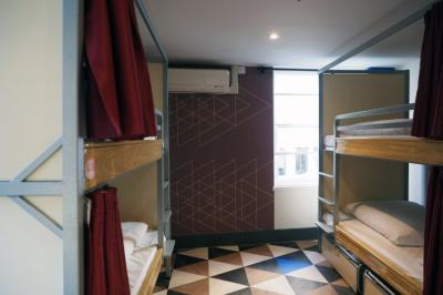 Youth Hostels - St Christopher's Inn, Liverpool Street