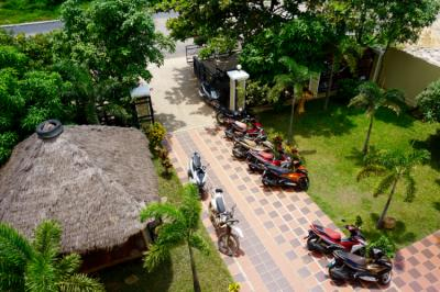 호스텔 - Mad Monkey Hostel Kampot