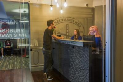 Хостелы - USA Hostels San Francisco