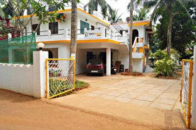 Хостелы - Backpacker Panda Goa Hostel