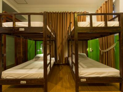 Youth Hostels - HI Siem Reap Deluxe Hostel