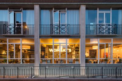 호스텔 - Wombat's CITY Hostel - London