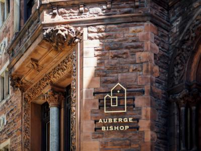 Хостелы - Hostel Auberge Bishop