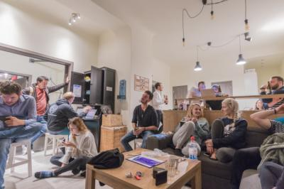 Хостелы - Hostel The RoadHouse Prague