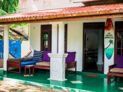 Hostels - The Rockstel Unawatuna