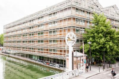 廉价旅馆 - St Christopher's Inn Paris - Canal Hostel