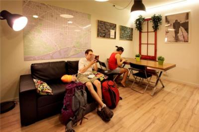 호스텔 - Gracia City Hostel