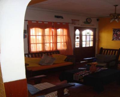 New Backpackers Home
