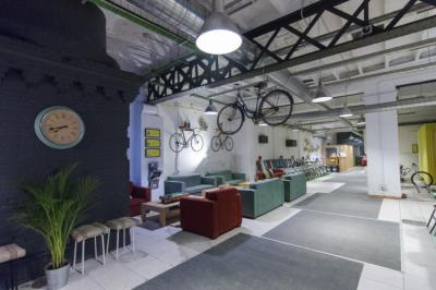호스텔 - Bed & Bike Barcelona Hostel