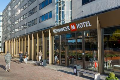 Hostels - MEININGER Hostel Amsterdam City West