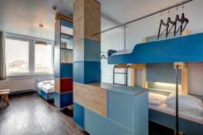호스텔 - Meininger Hostel Hamburg City Center