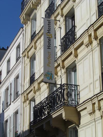 호스텔 - Perfect Hostel Paris
