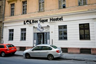 廉价旅馆 - LOL Boutique Hostel