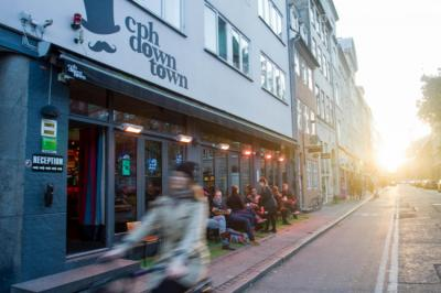 호스텔 - Copenhagen Downtown Hostel