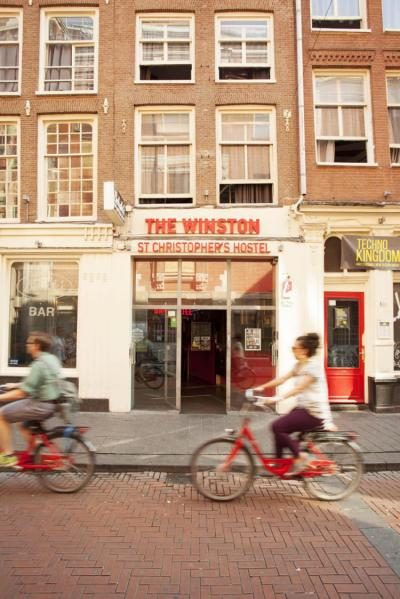 廉价旅馆 - St Christopher's at the Winston, Amsterdam
