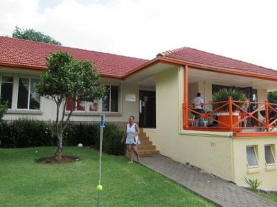 호스텔 - Umgwezi Lodge and Backpackers Hostel