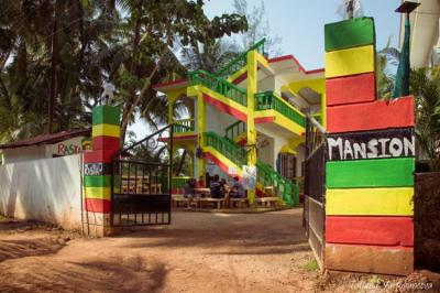호스텔 - Rasta Mansion Backpacker Hostel