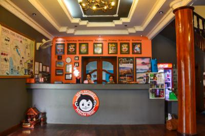 Hostels - Mad Monkey Hostel Phnom Penh