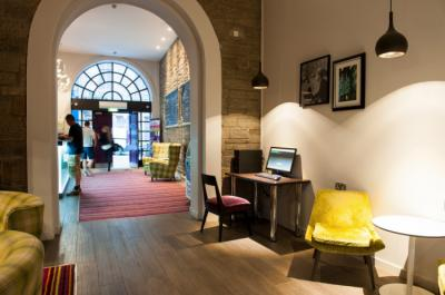 Hostels - Safestay Edinburgh