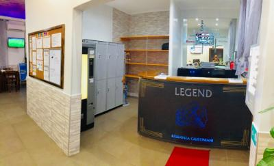호스텔 - Legend R.G. Hostel