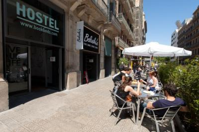 Hostels - St Christopher's Inn, Barcelona