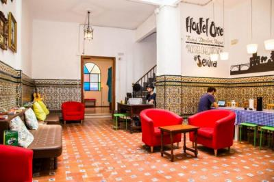 호스텔 - Hostel One Catedral Sevilla