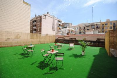Хостелы - Bed & Bike Barcelona Hostel