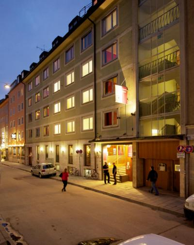 호스텔 - THE 4YOU Hostel & Hotel Munich