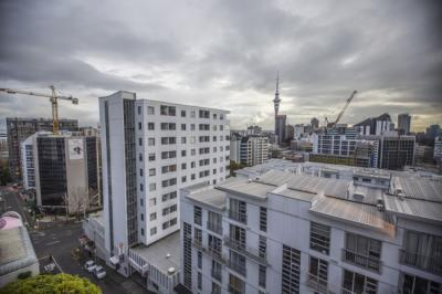 Hostels - YHA Auckland City